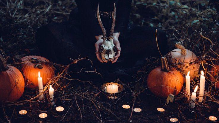 Warum wird Halloween gefeiert ?